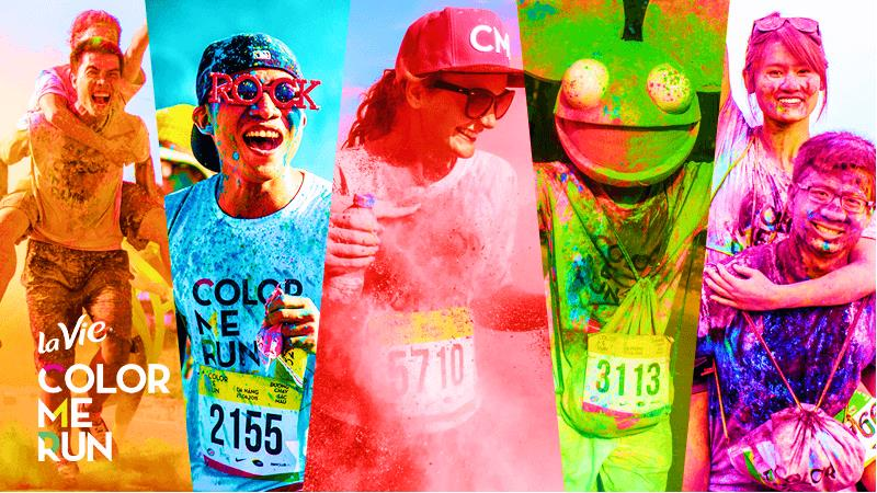 Kết quả hình ảnh cho color me run