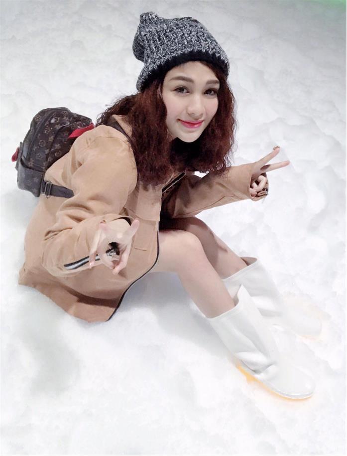 người đẹp snowtown