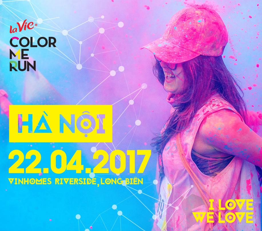 Color Me Run 2017