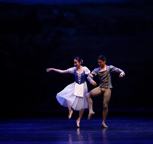 Một cảnh trong vũ kịch Giselle
