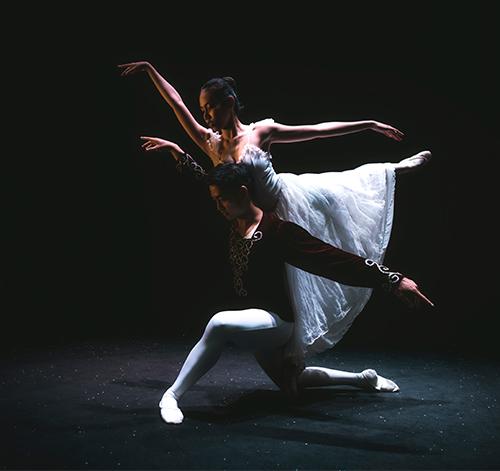 Giselle và Albrecht